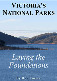 Artworkz Victoria's National PArks Laying a Foundation by Ron Turner